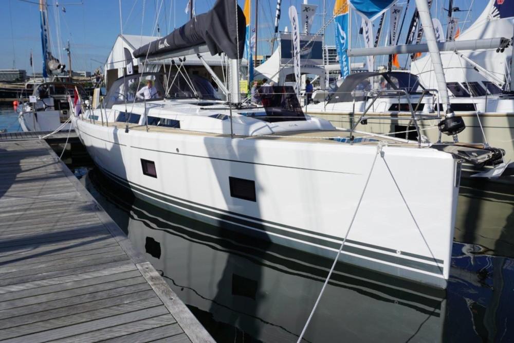 Boat rental Hanse Hanse 418 in Primošten on Samboat