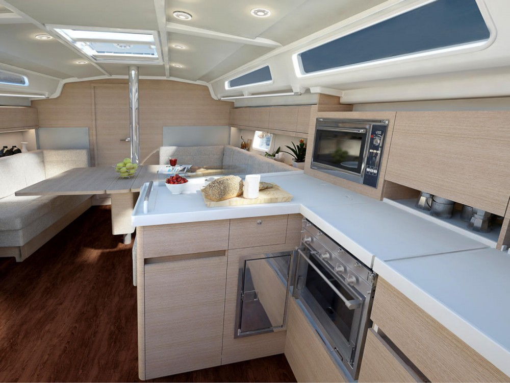 Rental yacht Primošten - Hanse Hanse 418 on SamBoat