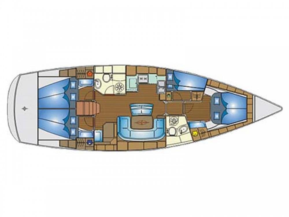 Rental Sailboat in Primošten - Bavaria Bavaria 46 Cruiser Veritas edition