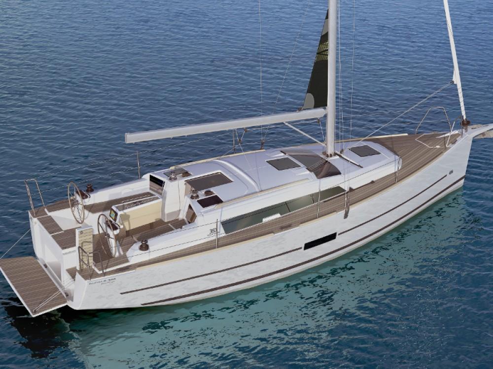 Location bateau Dufour Dufour 360 Grand Large à Castellammare di Stabia sur Samboat