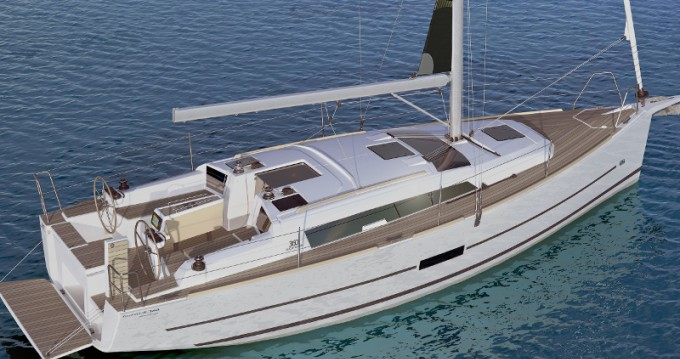 Location bateau Castellammare di Stabia pas cher Dufour 360 Grand Large