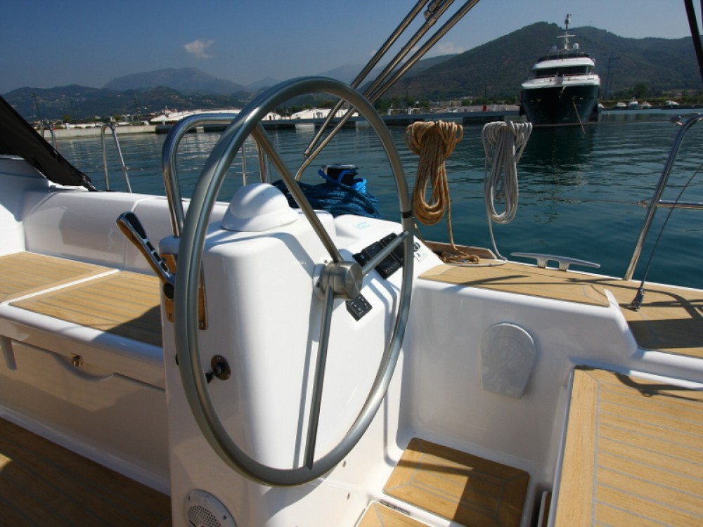 Dufour Dufour 460 Grand Large between personal and professional Castellammare di Stabia
