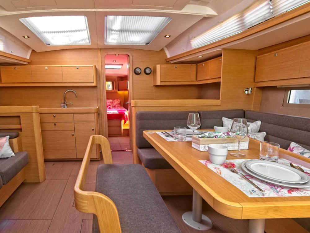 Rental yacht Castellammare di Stabia - Dufour Dufour 460 Grand Large on SamBoat