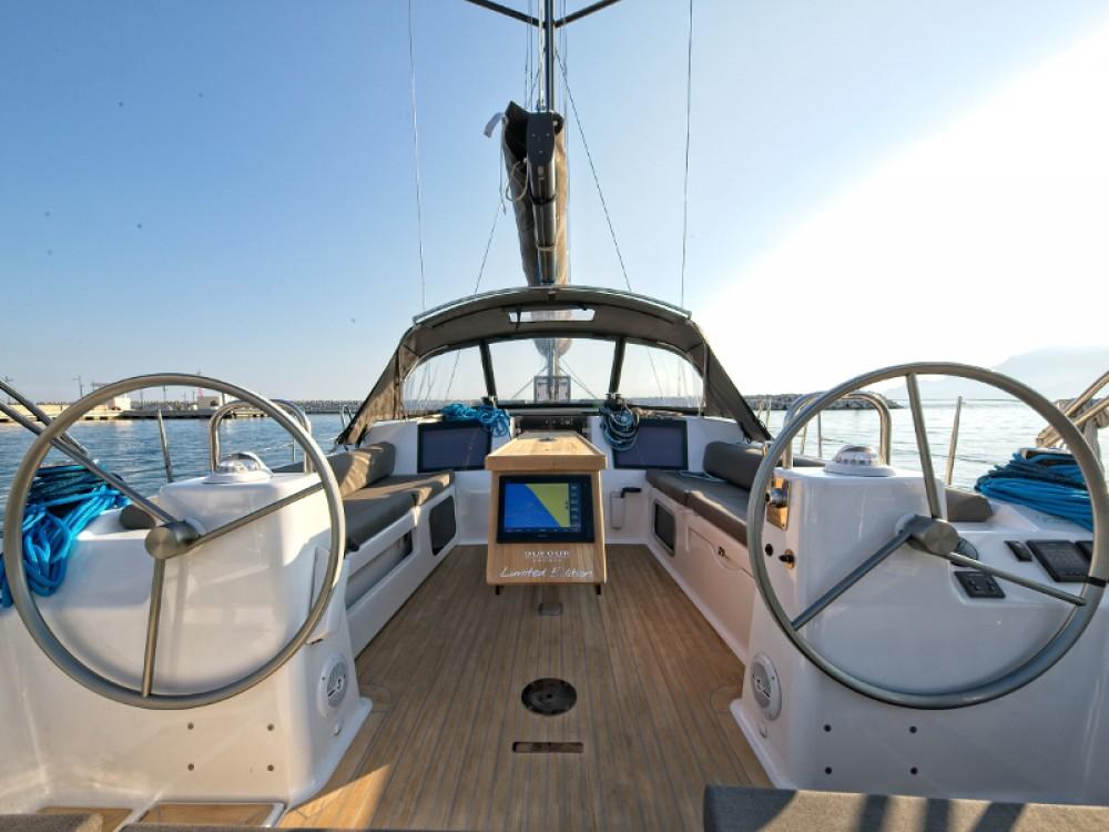 Boat rental Castellammare di Stabia cheap Dufour 460 Grand Large