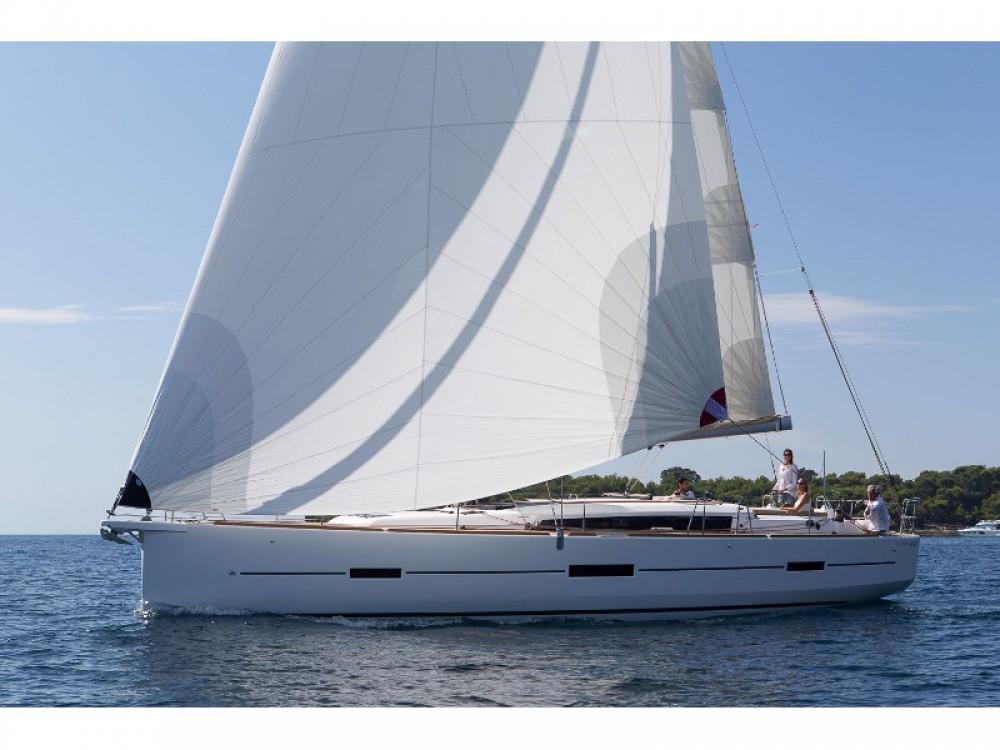 Boat rental Primošten cheap Dufour 460 Grand Large