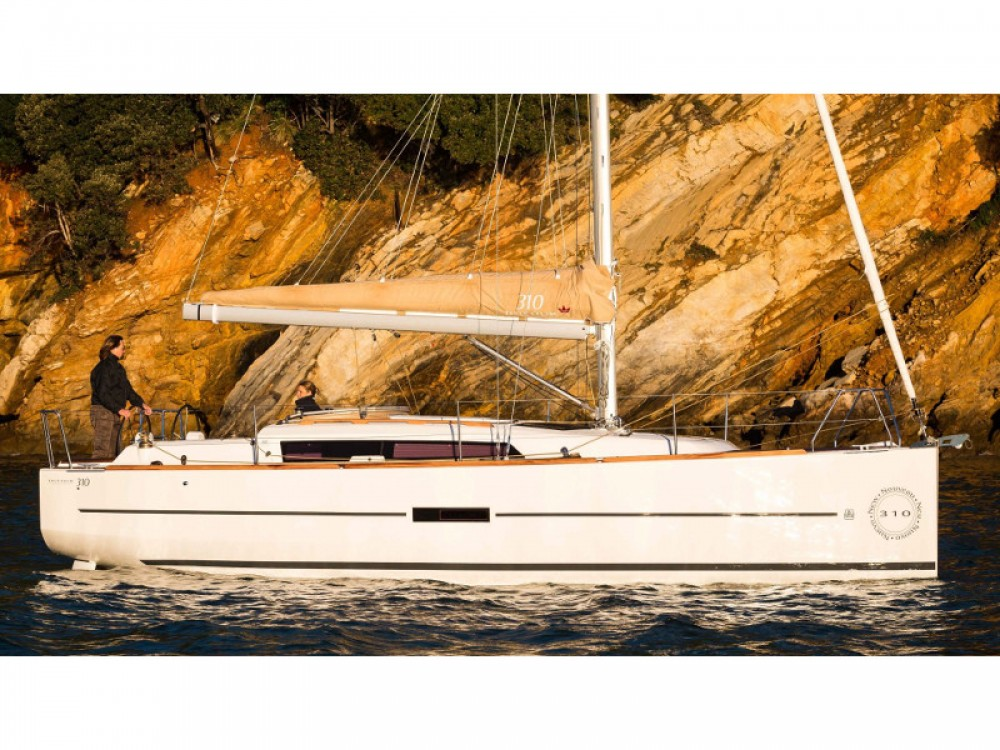 Boat rental Primošten cheap Dufour 310 Grand Large