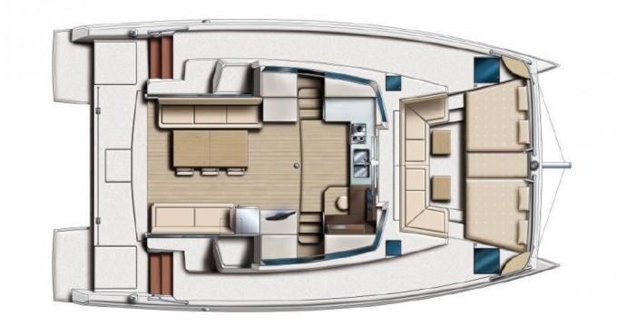 Bali Catamarans Bali 4.0 entre particuliers et professionnel à Sant Antoni de Portmany