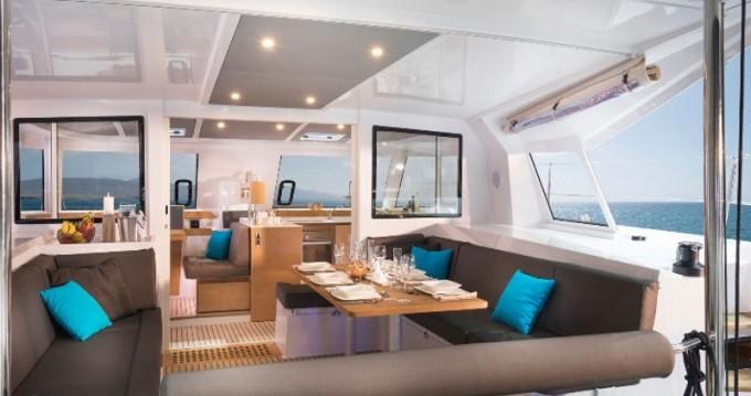 Location Catamaran à Leucade - Nautitech Open 40