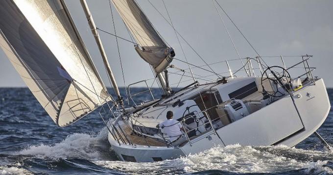 Location yacht à Portimão - Jeanneau Sun Odyssey 440 sur SamBoat