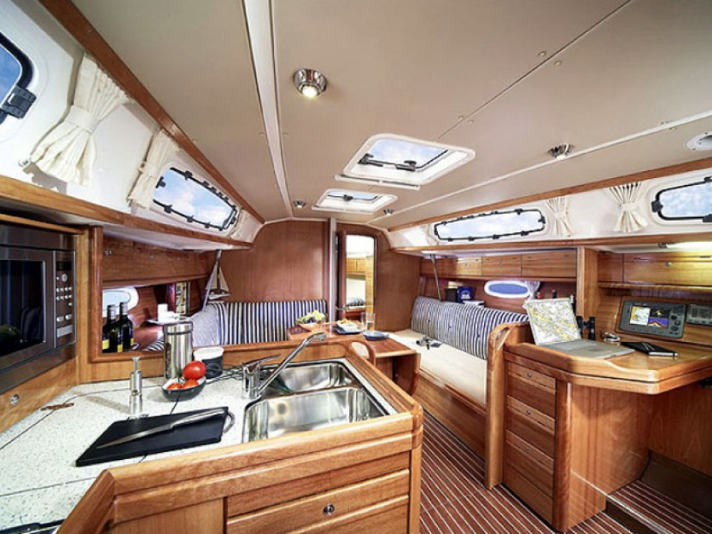 Bavaria Bavaria Cruiser 34 between personal and professional Lavagna