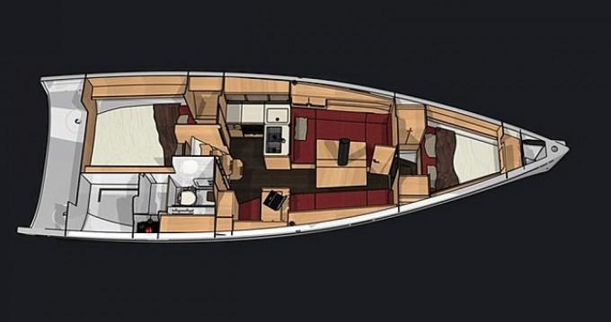 Location yacht à Krk - Elan Elan 350 sur SamBoat