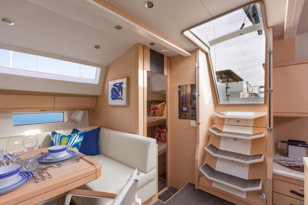 Boat rental Marmaris cheap Jeanneau 64