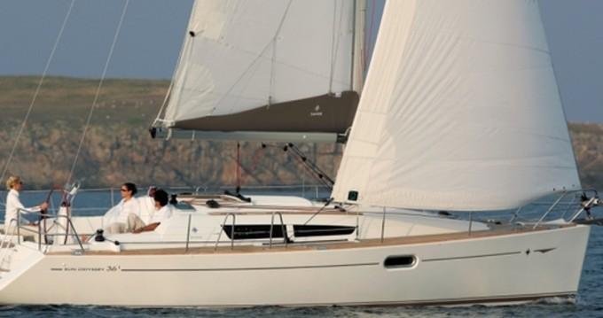 Jeanneau Sun Odyssey 36i entre particuliers et professionnel à Μαρίνα Αλίμου
