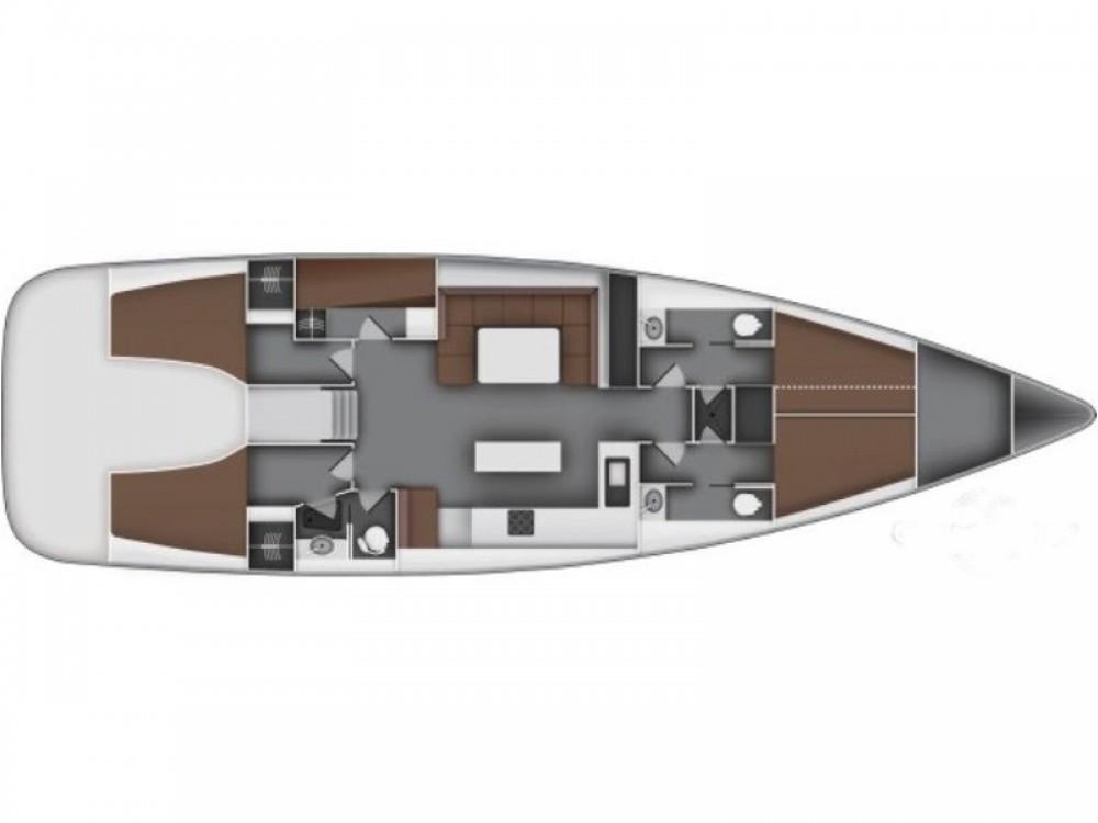 Rent a Bavaria Bavaria 55 Cruiser Alimos Marina