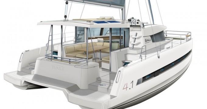 Location bateau Laurion pas cher Bali 4.1