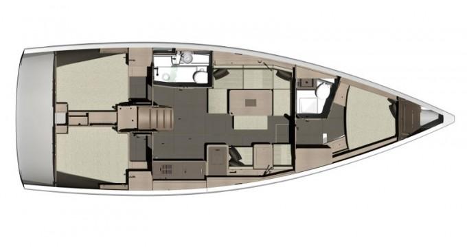 Location yacht à Cagliari - Dufour Dufour 412 Grand Large sur SamBoat