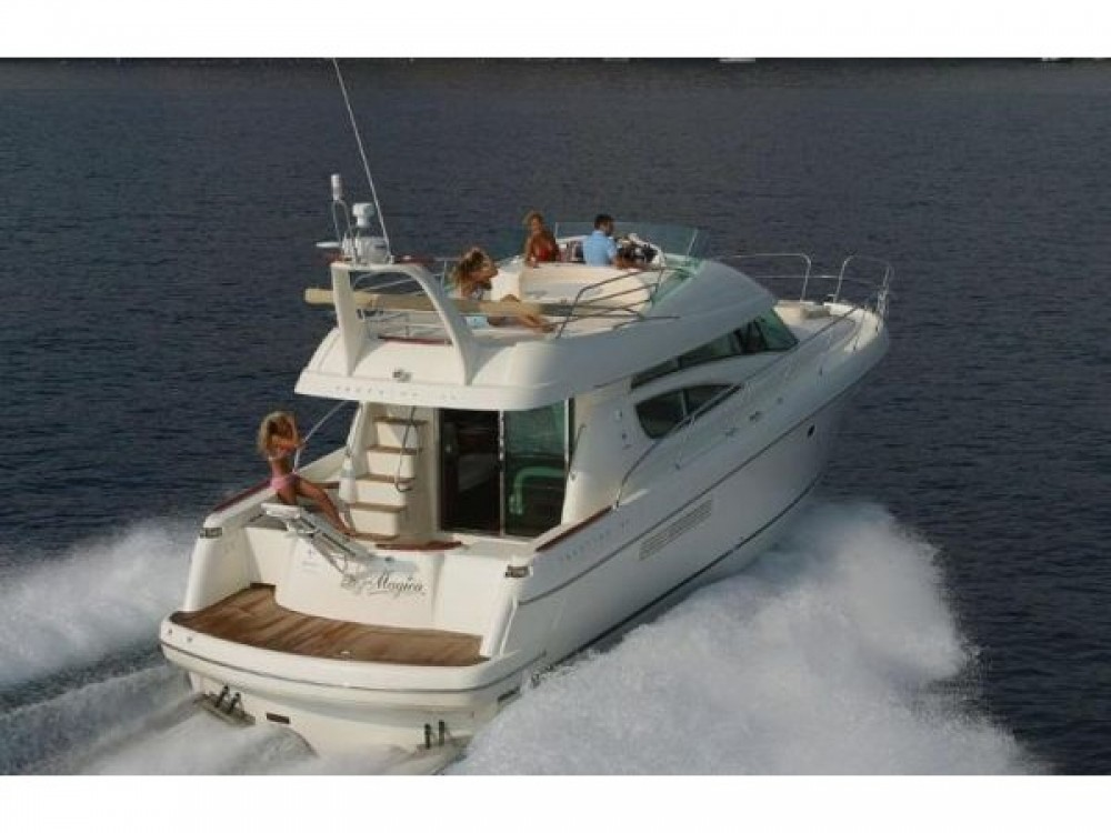 Hire Motor boat with or without skipper Jeanneau ACI Marina Split
