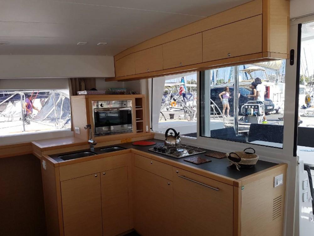 Catamaran for rent Alimos Marina at the best price
