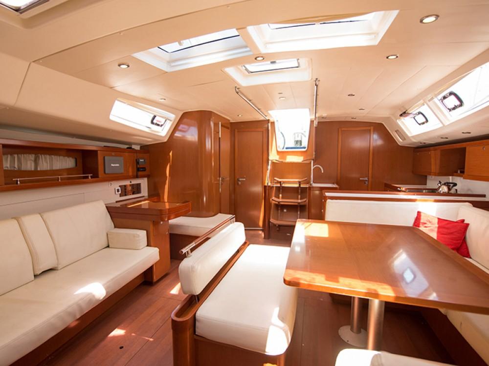 Rental yacht Mykonos - Bénéteau Oceanis 54 on SamBoat