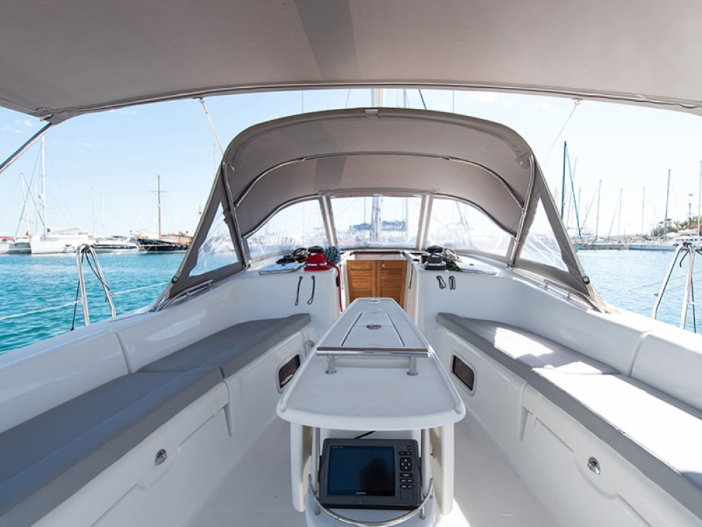 Hire Sailboat with or without skipper Bénéteau Mykonos