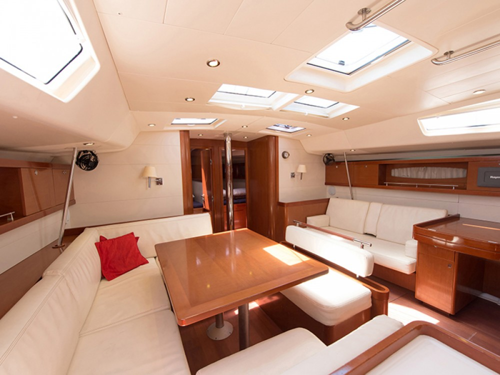 Rental Sailboat in Mykonos - Bénéteau Oceanis 54