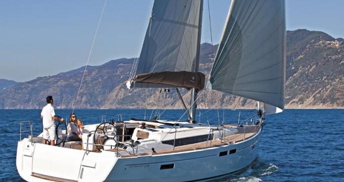 Location yacht à Μαρίνα Αλίμου - Jeanneau Sun Odyssey 479 sur SamBoat