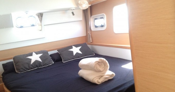 Location Catamaran à Sant Antoni de Portmany - Lagoon Lagoon 400 S2