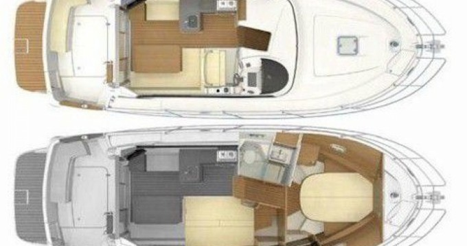 Location yacht à Pula - Bénéteau Antares 36 sur SamBoat