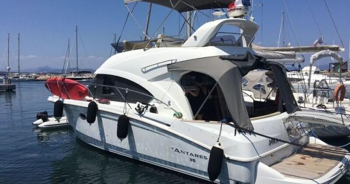 Location bateau Bénéteau Antares 36 à Pula sur Samboat