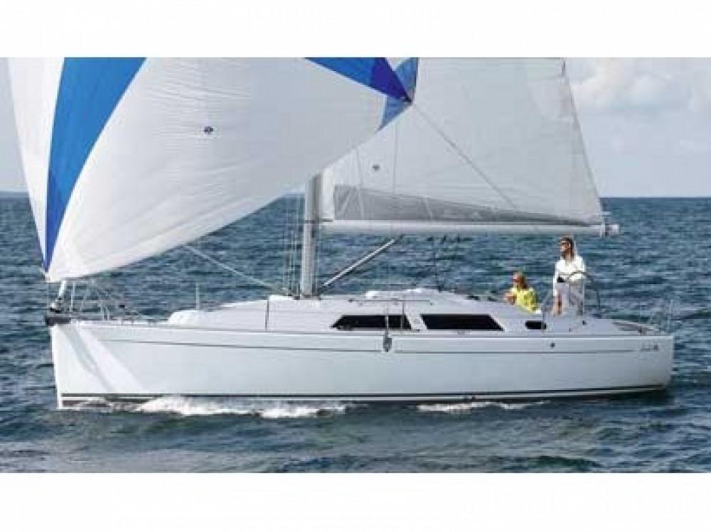 Rent a Hanse Hanse 355 ACI Marina Dubrovnik