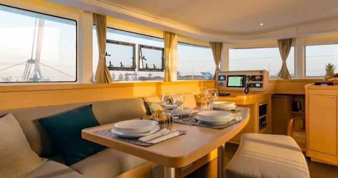 Louer Catamaran avec ou sans skipper Lagoon à Grenada Yacht Club