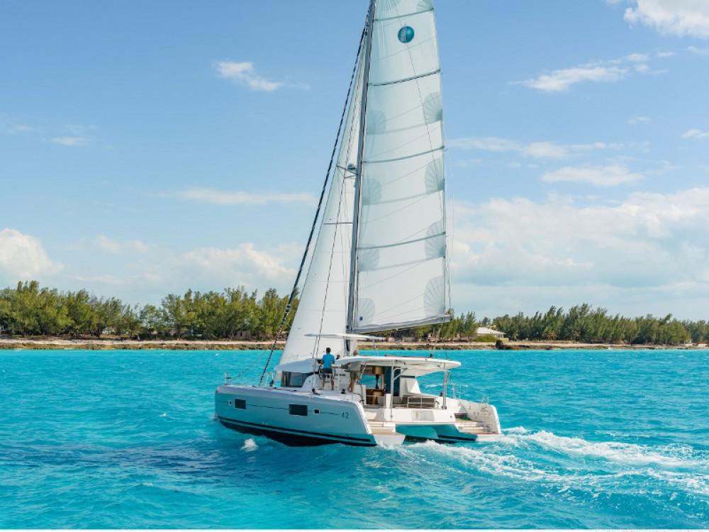 Rent a Lagoon Lagoon 42 Grenada Yacht Club