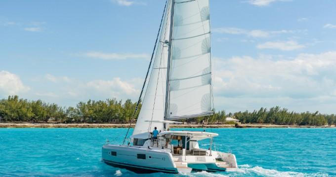 Catamaran à louer à Grenada Yacht Club au meilleur prix