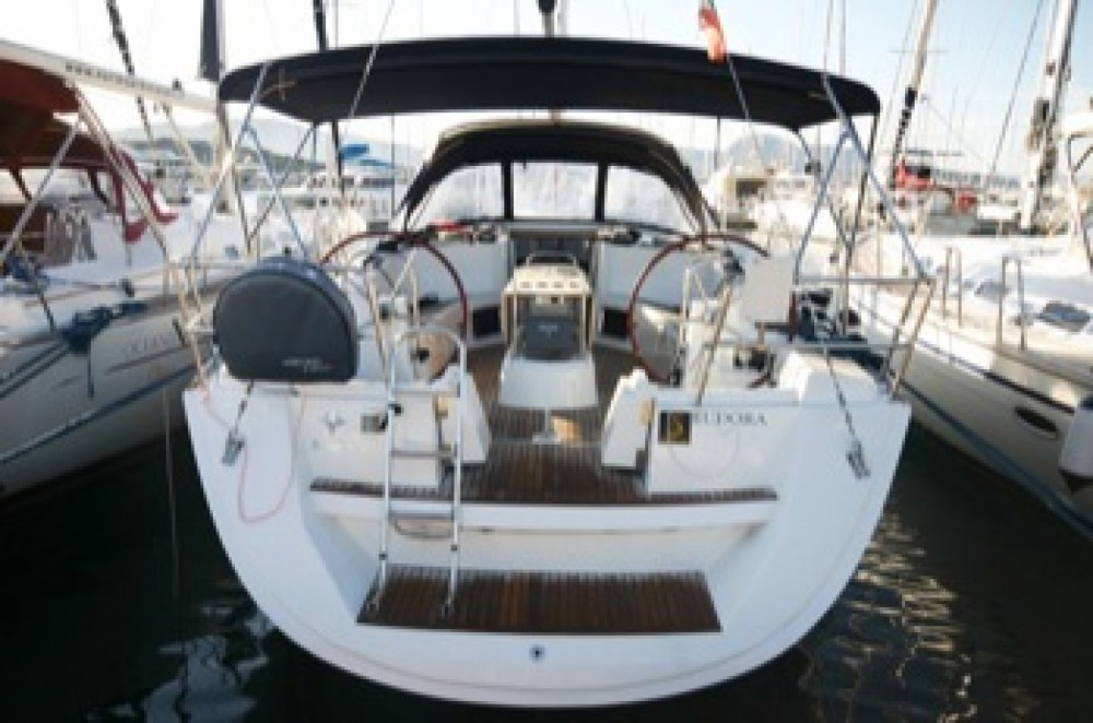 Boat rental Grenada Yacht Club cheap Sun Odyssey 49i