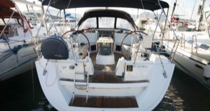 Location bateau Jeanneau Sun Odyssey 49i à Grenada Yacht Club sur Samboat