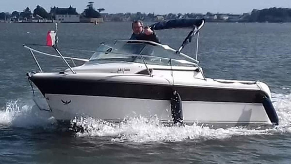 noleggio Barca a motore Lorient - Ocqueteau 500