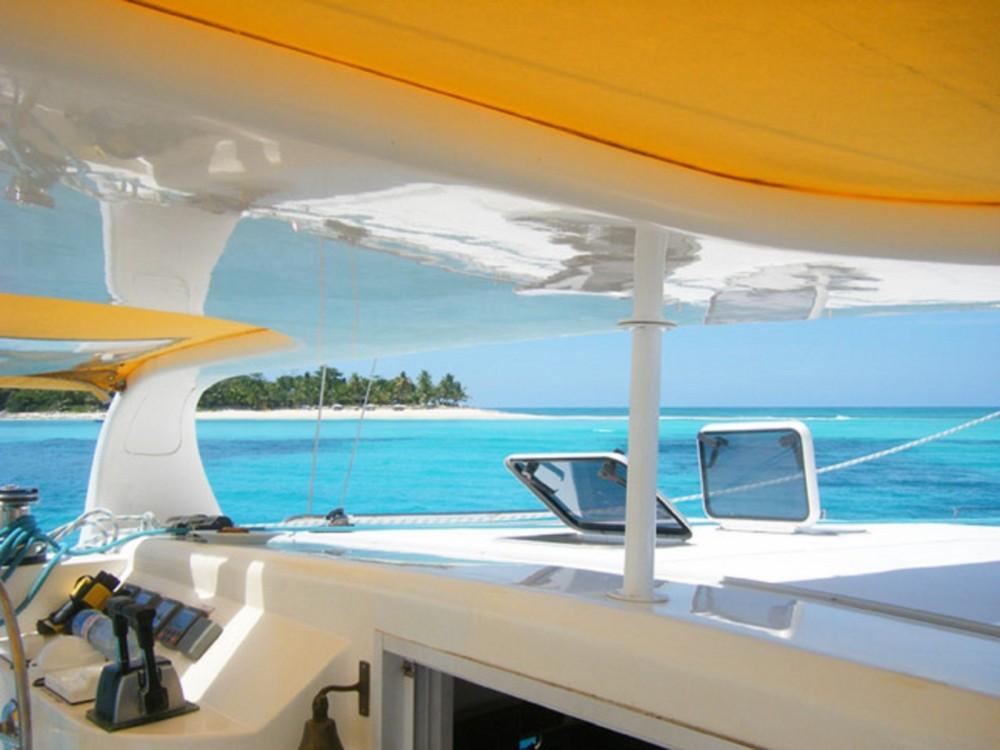 Location Catamaran à Madagascar - Dean 441