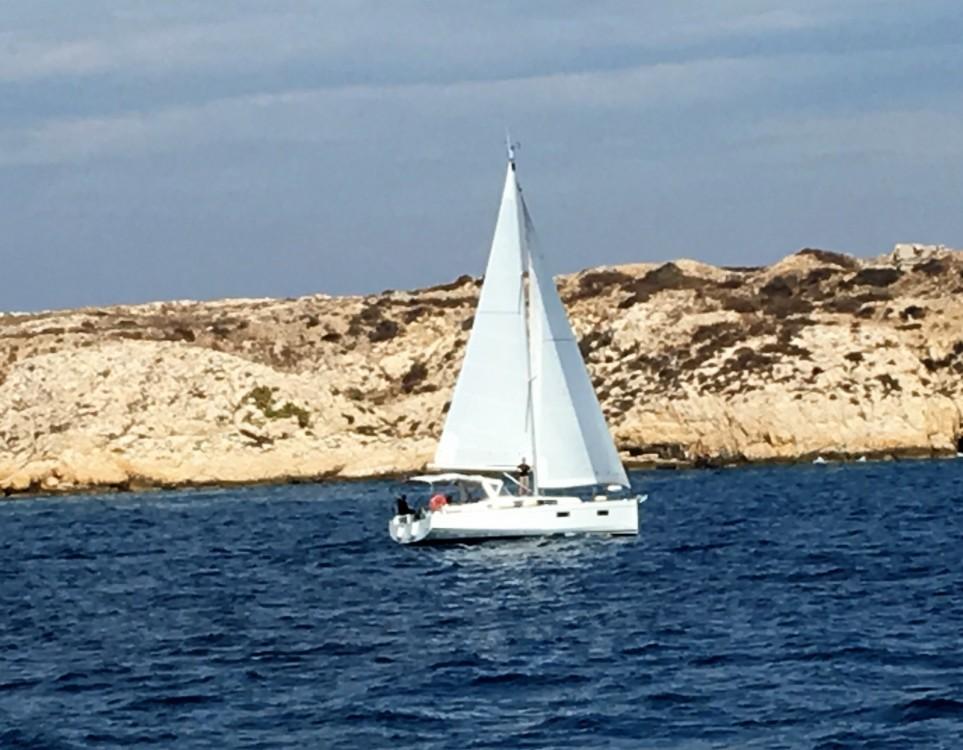 Location Voilier à Sète - Bénéteau Oceanis 38.1