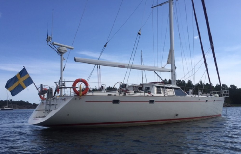 Sailboat for rent Stockholm County at the best price