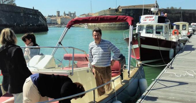 Louer Bateau à moteur avec ou sans skipper Rhea-Marine à Saint-Martin-de-Ré