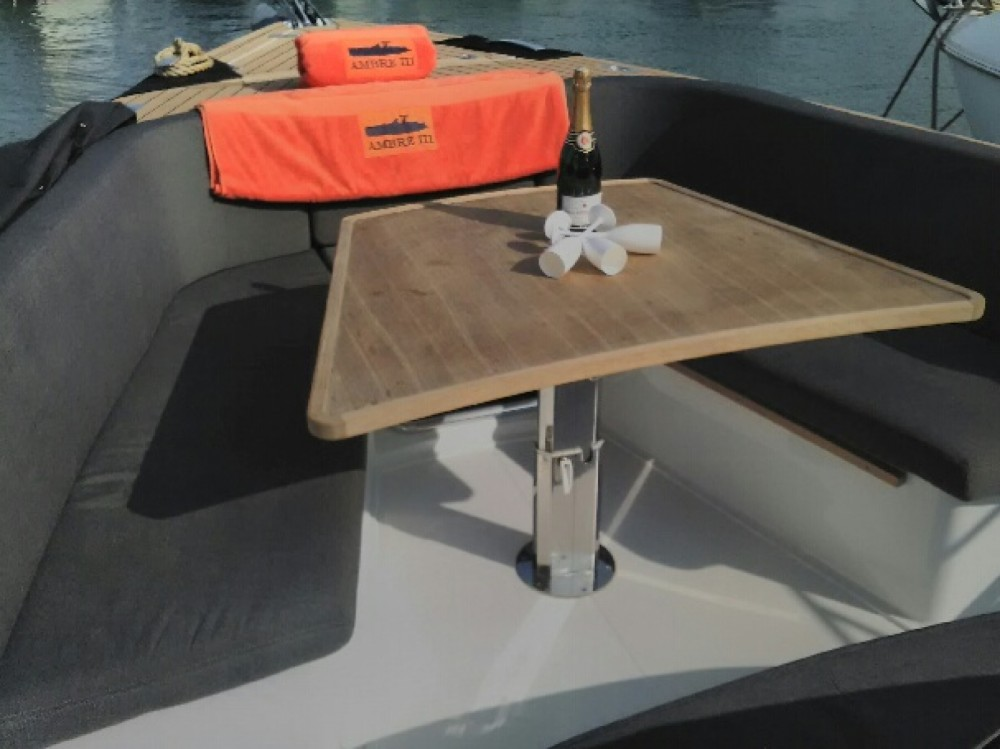 Location yacht à Antibes - Fjord Fjord 36 sur SamBoat