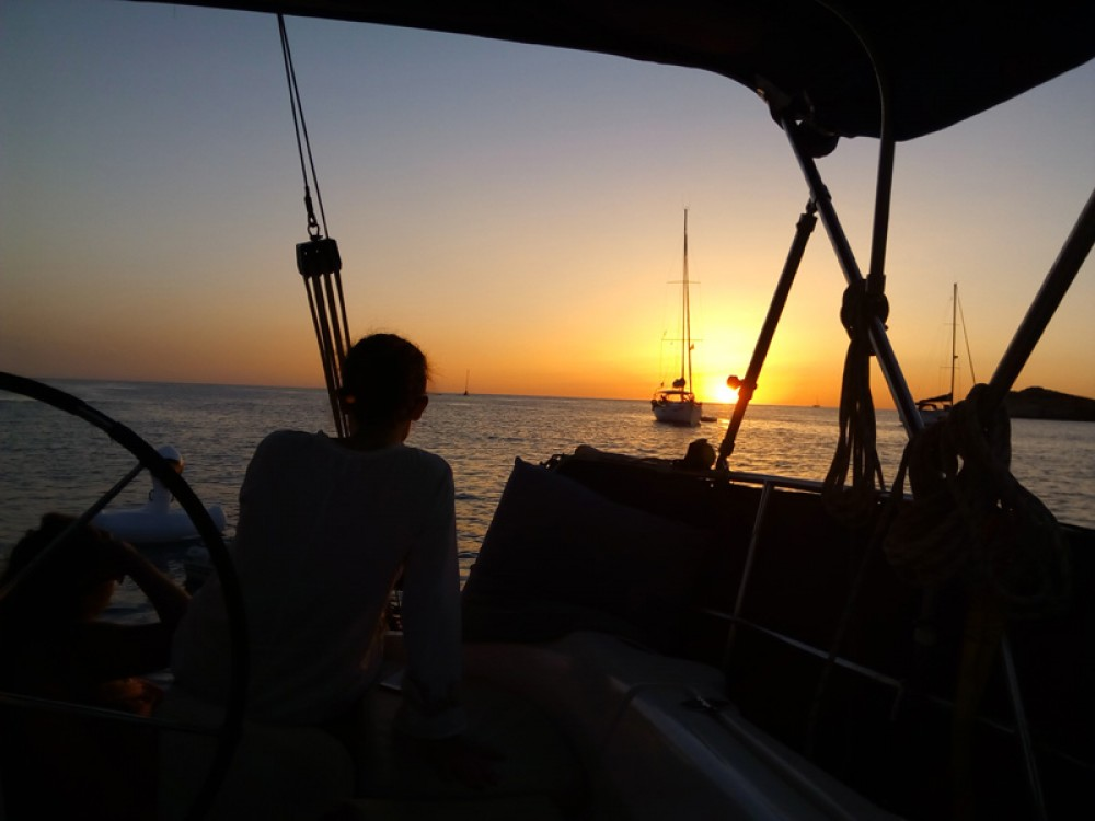 Location bateau Ibiza pas cher Bavaria 40