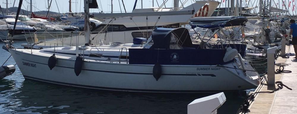 Location yacht à Ibiza - Bavaria Bavaria 40 sur SamBoat