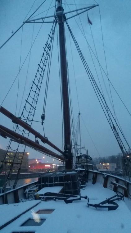 Chantier Norvégien Stavanger Baltic trader entre particuliers et professionnel à