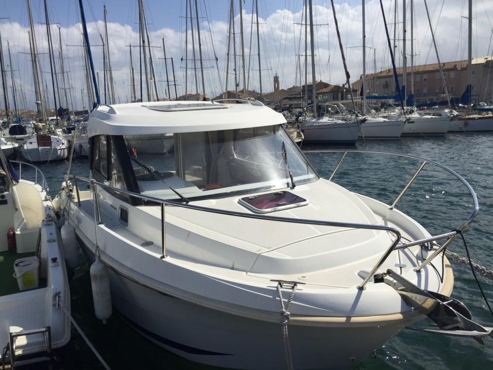 Alquiler de barcos Martigues barato de ANTARES