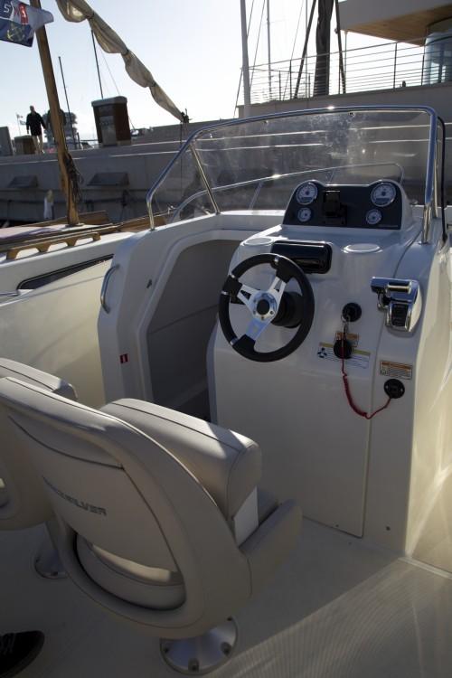 Location yacht à Saint-Raphaël - Quicksilver Activ 675 Open sur SamBoat