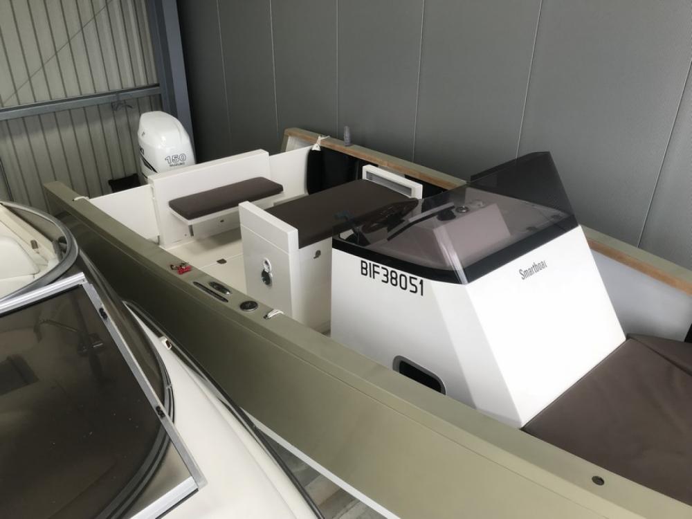 Louez un Smartboat Smartboat 23 à Saint-Raphaël