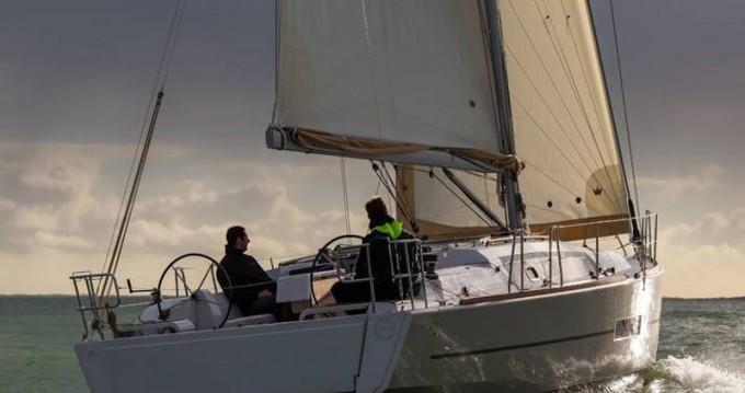 Dufour Dufour 382 Grand Large entre particuliers et professionnel à De Fryske Marren