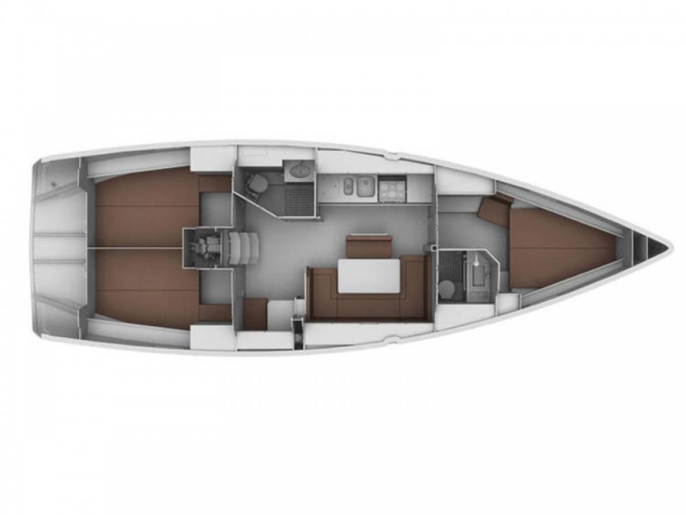 Boat rental Marina Naviera Balear cheap Bavaria Cruiser 40