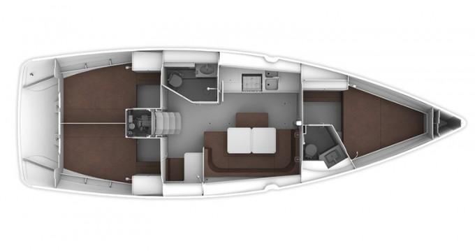 Location bateau De Fryske Marren pas cher Cruiser 41